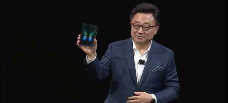 CEO da Samsung prevê companhia no topo do mercado de smartphones por mais 10 anos