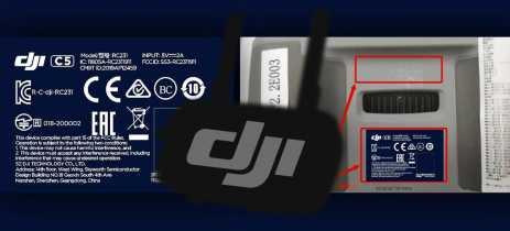 Será o Mavic Air 2? Novo controle DJI aparece no banco de dados da FCC