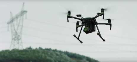 China Southern Power Grid desenvolve técnica de inspeção de redes elétricas com drones