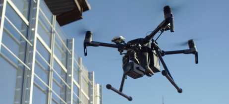 DJI se declara sobre drones Matrice 200 caindo e falha nas baterias TB50 e TB55