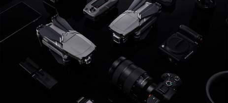 DJI Mavic 3 Pro pode vir com uma câmera de lente intercambiável