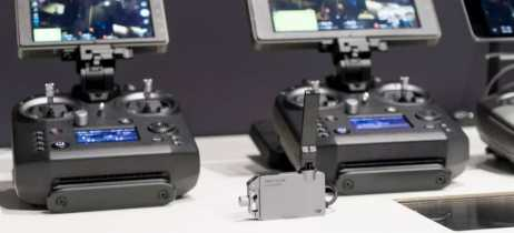DJI mostra seu conector Multilink para usar vários controles do Inspire 2 ao mesmo tempo