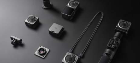 DJI Action 2 é anunciada - 4K 120FPS com design modular e conexões magnéticas