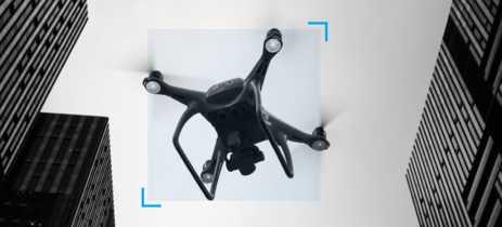 DJI anuncia o sistema de rastreamento de drones AeroScope