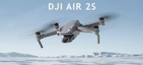 Drone DJI Air 2S é anunciado por US$ 999 com foco em fotos e vídeos