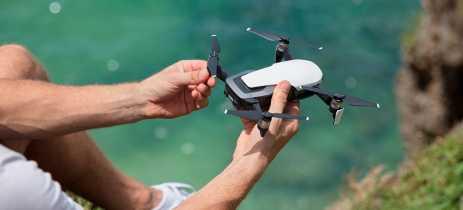 DJI Mavic Mini aparece em imagens vazadas, drone pode ser sucessor do Spark