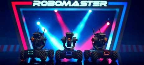 DJI explica por que está fazendo investimentos em robótica