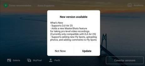 App DJI Fly 1.4.0 é lançado com suporte ao novo drone DJI Air 2S - DOWNLOAD