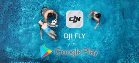 App DJI Fly versão 1.2.2 para Android não é atualizado pelo Google Play - veja como baixar