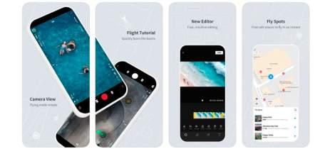 Mavic Mini está com alcance até 1km maior depois do update do DJI Fly no iOS