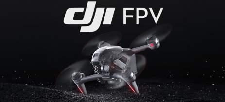 DJI FPV Drone é anunciado oficialmente - Conheça tudo sobre o drone FPV da DJI