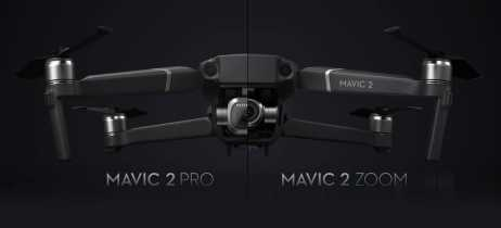 DJI lança Mavic 2 Pro e Mavic 2 Zoom no Brasil