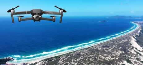 Análise em vídeo: Mavic 2 Pro é o melhor drone que a DJI já desenvolveu