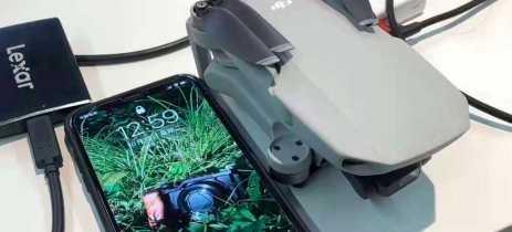 Drone DJI Mavic Mini deve ser anunciado dia 30 de outubro por U$399