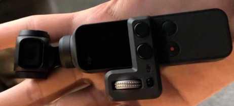 DJI deve lançar Osmo Pocket, versão de bolso de seu estabilizar gimbal muito em breve
