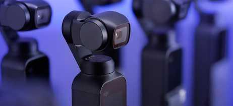 DJI Osmo Pocket recebe atualização de firmware que melhora reconhecimento facial