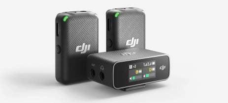 Microfone sem fio DJI Mic é anunciado sem chamar atenção pela DJI