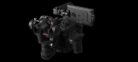 DJI Ronin 4D, câmera profissional com gimbal integrado é anunciada