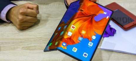 Próxima geração do Huawei Mate X chega na segunda metade de 2020 [Rumor]