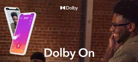 Aplicativo de gravação de música e vídeo Dolby On é lançado para Android
