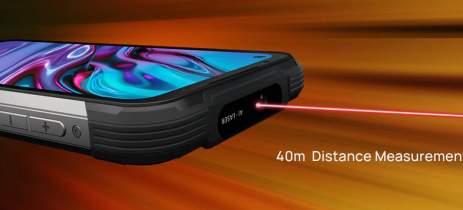 Doogee S97 Pro: um celular super resistente e com telêmetro (medidor a laser)