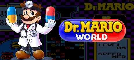 Nintendo anuncia Dr. Mario World exclusivo para mobile para o primeiro semestre de 2019