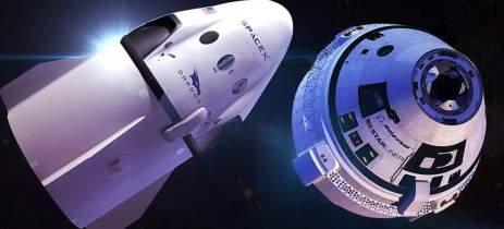 Sucesso! Crew Dragon é lançada ao espaço com dupla de astronautas da Nasa