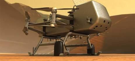 NASA adia missão de enviar drone Dragonfly à lua de Saturno