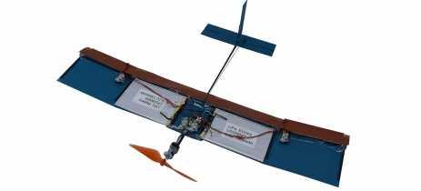 Pesquisadores desenvolvem novo design de asa para drones pequenos