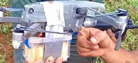 Cartel mexicano usa drones equipados com explosivo C4 contra rivais