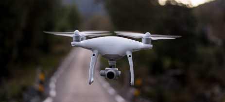 Pesquisadores da Austrália estão trabalhando em drones para detecção do Coronavírus