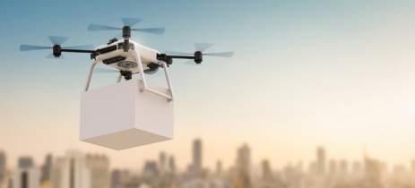 Anac autoriza teste para entrega de produtos com drones no Brasil