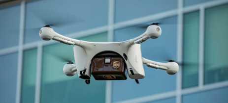 Órgão dos EUA aprova frota de drones de entrega da UPS
