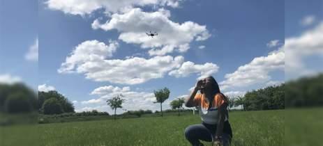 Pesquisadores criam drone capaz de detectar gritos para situações de resgate