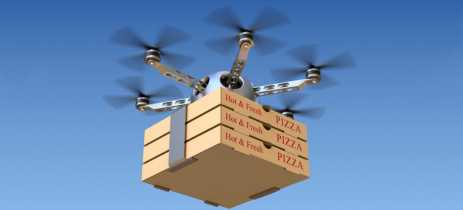 Campinas pode ser a primeira cidade do Brasil a usar drones para entregar comida