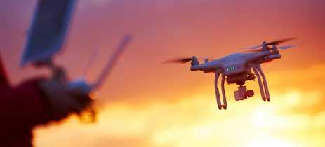 Estudo revela que pilotos de avião não enxergam drones em 70% dos casos