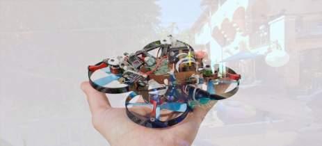 Vídeo mostra plano sequência incrível gerado com ajuda de drone FPV e GoPro