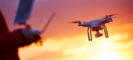Banco afirma que mercado de drones vai crescer até dez vezes em cinco anos