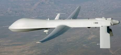 Drone Predator de classe militar é visto sobrevoando Minneapolis depois de protestos