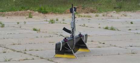 Drone russo equipado com arma consegue derrubar outras aeroanaves em pleno voo
