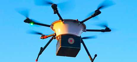 Primeira simulação de entrega com drone acontece no Brasil
