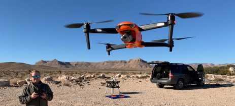 Autel Robotics atrasa fabricação do drone EVO II 8K devido ao coronavírus