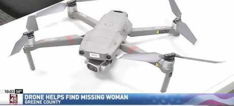 Drones tornam mais eficiente busca e resgate de desaparecidos, relatam bombeiros