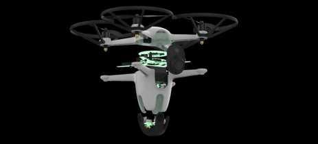 Sistema de segurança residencial utiliza drone autônomo e custa U$9950