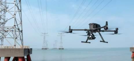 DJI lança drone MATRICE 300 RTK e câmeras hibridas para mercado industrial