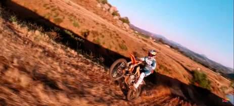 Vídeo da Red Bull com drone FPV mostra imagens incríveis de Motocross