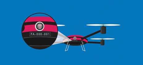EUA estuda implantar sistema de identificação remota para drones
