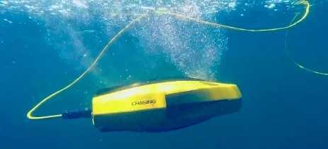 Conheça DORY, drone aquático controlado por aplicativo de celular