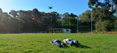 Tecnologia permite que drones diferenciem pessoas vivas de mortas