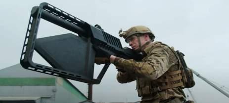 DroneGun Tactical: arma gigante anti-drone é aprovada pela Anatel; veja vídeo dela em ação